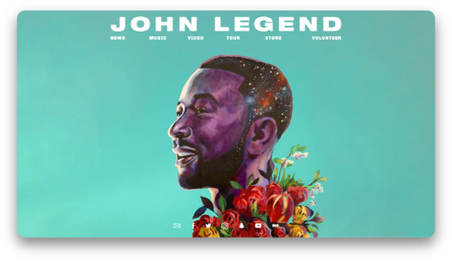 image - john legend webpage - shadow
